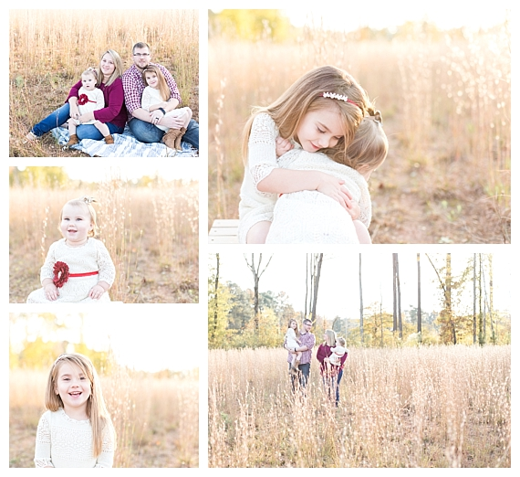 Sanford NC Family Photographer | Scott Family