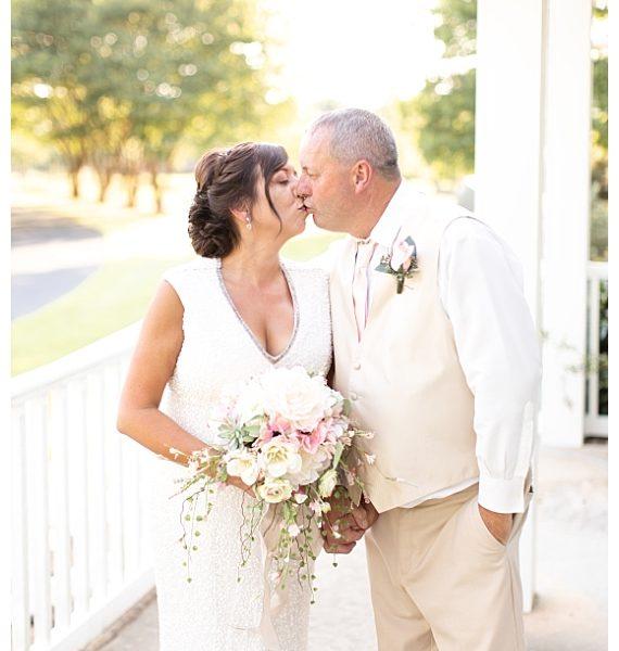 Amy + Randy | The Farm on Cotton | NC Wedding Photographer
