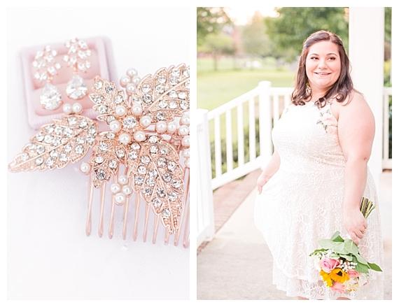 The Farm on Cotton | Meghan & Curt | NC Wedding Photographer