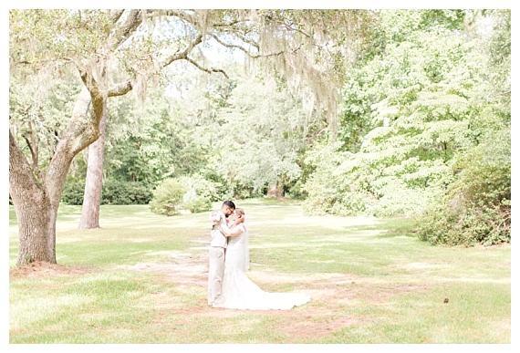 Brookgreen Gardens SC | Sarah & Luishell Wedding | SC Wedding Photographer