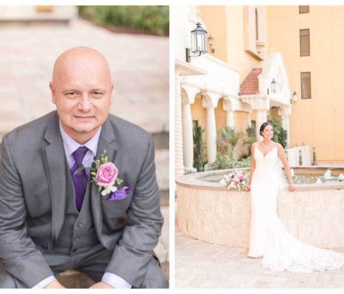Myrtle Beach South Carolina Wedding | Diana & Ralph | SC Wedding Photographer