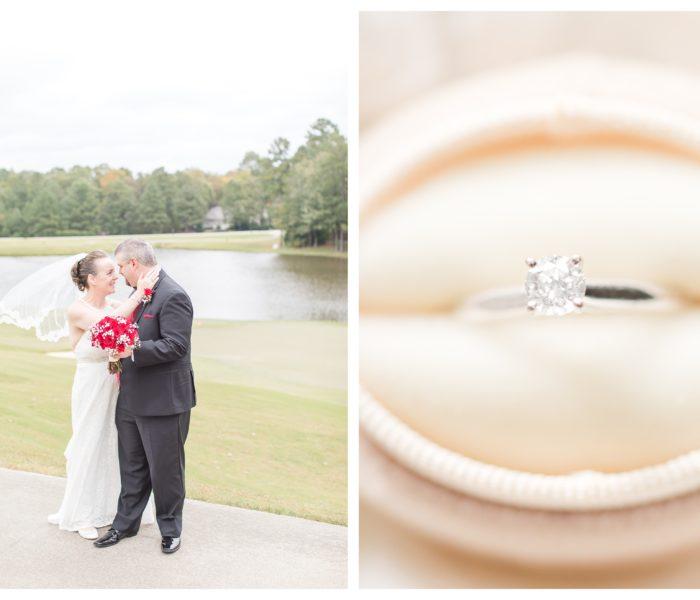 Governors Club Wedding | Carson & Aaron | Chapel Hill NC Photographer