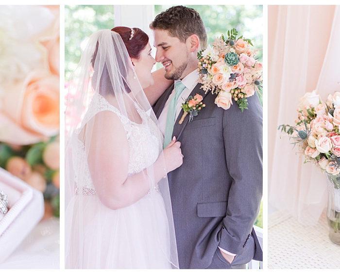 The Farm on Cotton|Katie & Bens Romantic Wedding | Wedding Photographer