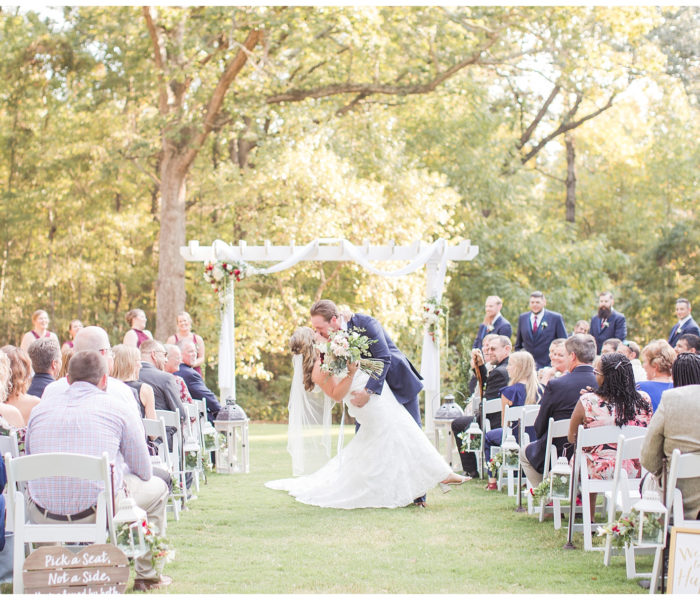 Halie & Michael|Fall Wedding| VA Wedding Photographer