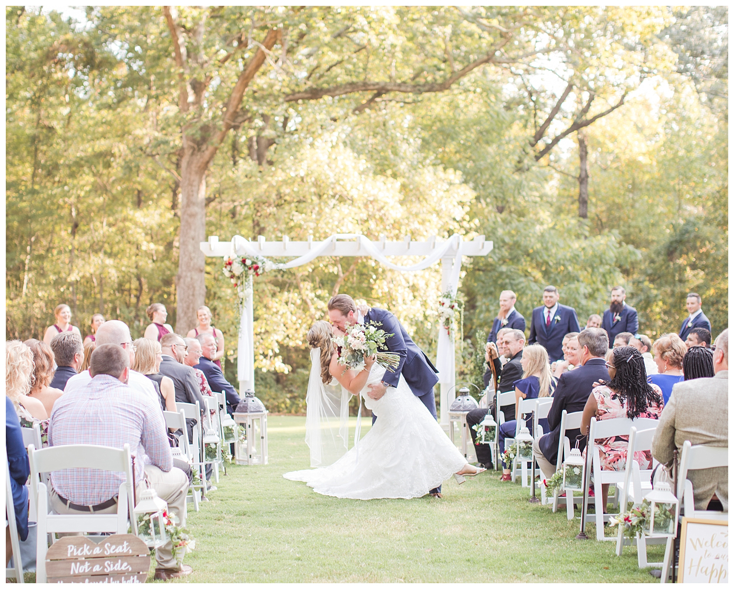 Halie & Michael|Fall Wedding| VA Wedding Photographer