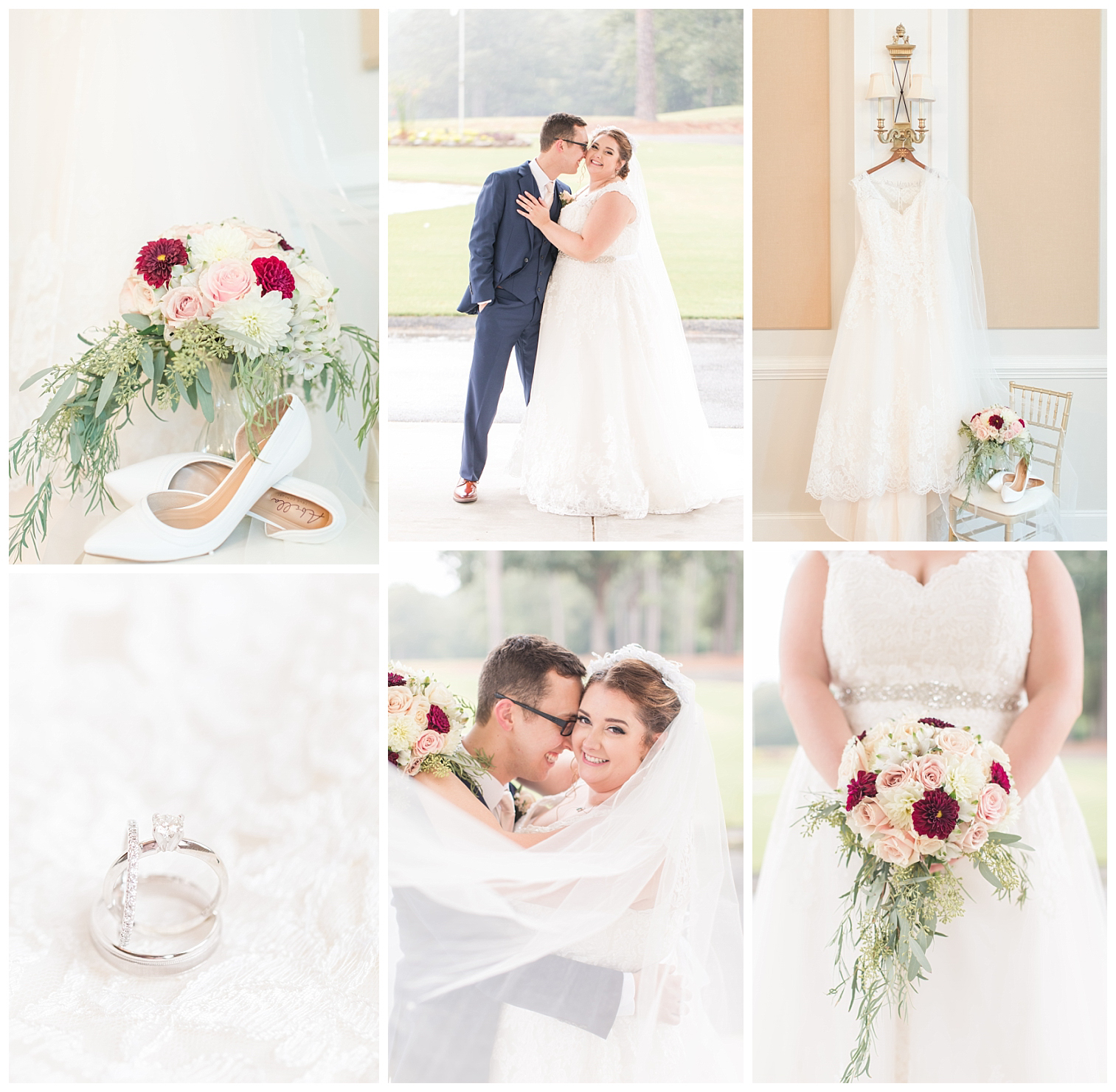 Emily & Chris | Romantic Fall Wedding | Fredericksburg VA Wedding Photographers
