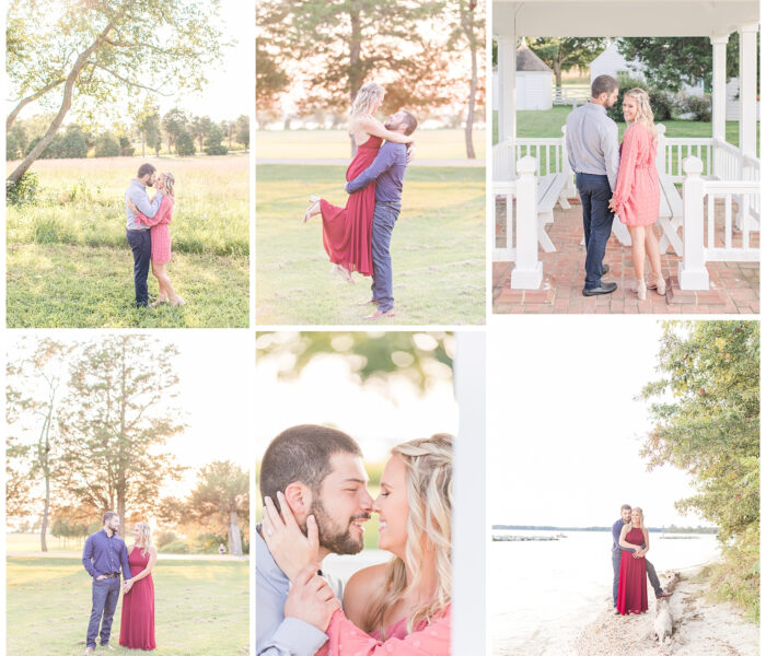 Heather & Justin | Jefferson Patterson Museum | Engagement | Maryland Wedding Photographer