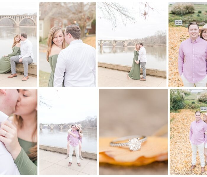Lauren & Michael | Downtown Fredericksburg VA |Virginia Wedding Photographer |Christina Chapman