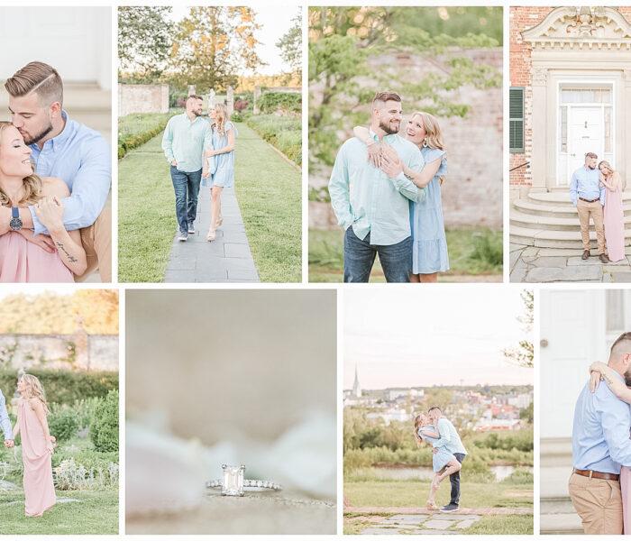 Nicole & Ryan | Chatham Manor, Fredericksburg VA | Virginia Wedding Photographer | Christina Chapman