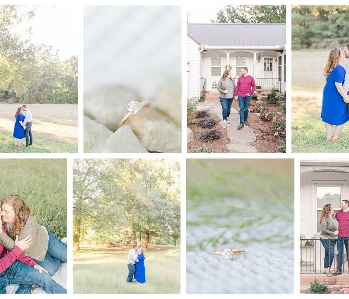 Rachel & Josh   Engagement Session   NOVA Wedding Photographer   Christina Chapman